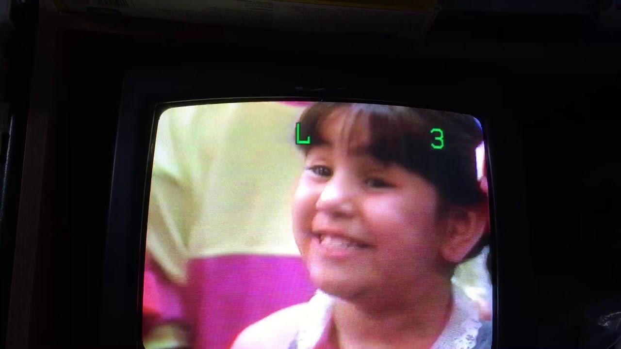 Barney & the Backyard Gang Barney Goes to School Rare 1990 ...
