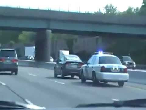 COPS TROLLING ON THE HIGHWAY