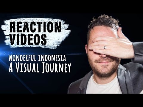 Wonderful Indonesia - A Visual Journey   REACTION