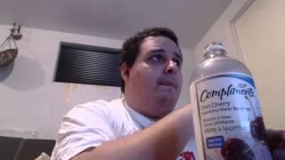 Test de gout Doritos Cool Ranch/Taco Croustillant & Eau à la cerise Diète de Compliments