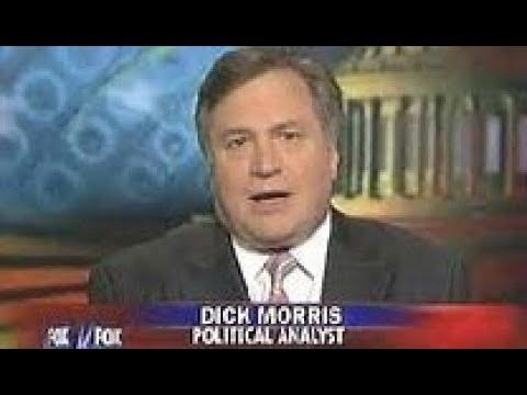Bill clinton and dick morris