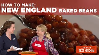 How to Make New England Baked Beans