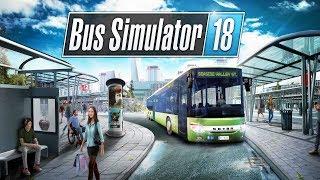 Early Look : HUGE BUS DRIVING & BIG MONEY | Bus Simulator 18 Gameplay