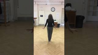 Fat Sam's Grand Slam - Choreography