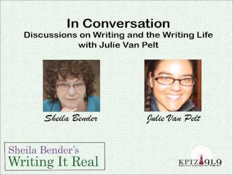 In Conversation with Julie Van Pelt