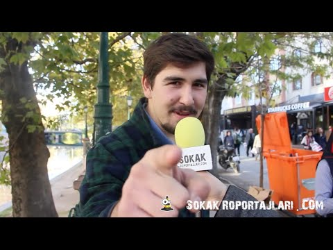 Sokak Röportajları - Bize Bir şarkı Söyler Misiniz? -2-