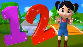 numeri canzone imparare i numeri da 1 a 10 numeri rima per i bambini educativo canzone Numbers song