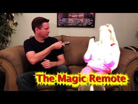 The Magic Remote (Body Switcher/Time Stop/Transformation)