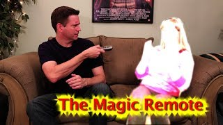 Repeat youtube video The Magic Remote (Body Switcher/Time Stop/Transformation)