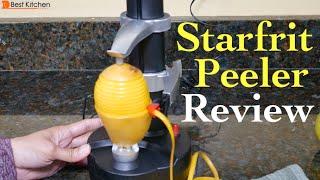 Starfrit 93209 Rotato Express Electric Peeler Review