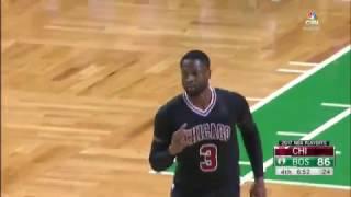 Dwyane Wade compilation against The Celtics 04.18.17