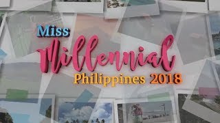 Miss Millennial Philippines 2018 Grand Coronation Day | October 27, 2018