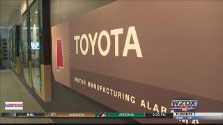 Huntsville Toyota Plant Adding 450 New Jobs