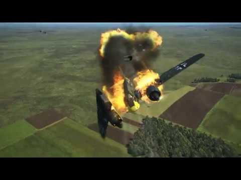IL 2 Sturmovik Battle of Stalingrad Epic Crashes and Fails Compilation Part 17