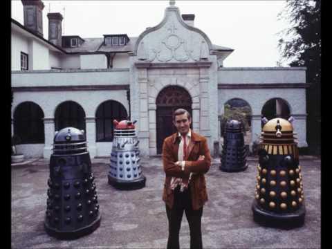 1966 DALEKS INVASION EARTH  Movie ORIGINAL Dalek prop