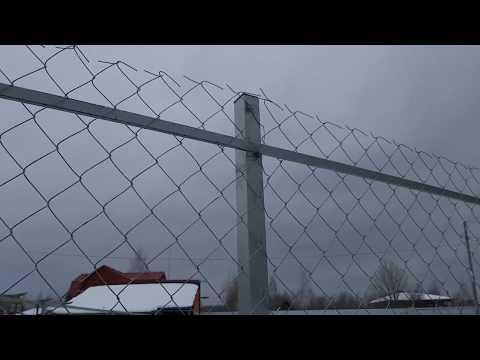 Строительство заборов зимой СтройсервисКимры +7(905)602-48-88