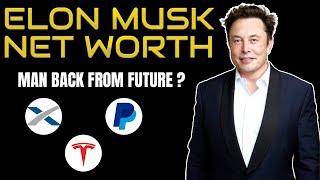 Elon musk net worth 2020 | great tech entrepreneur