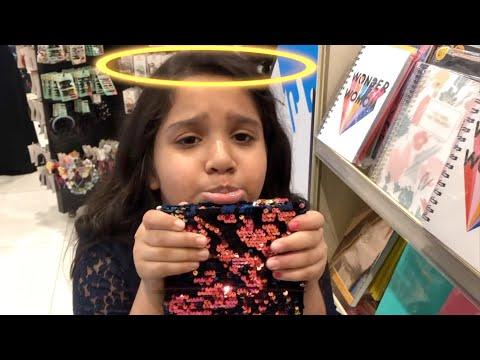 شفا والشنطة المدرسية ! ! shfa and the school bag