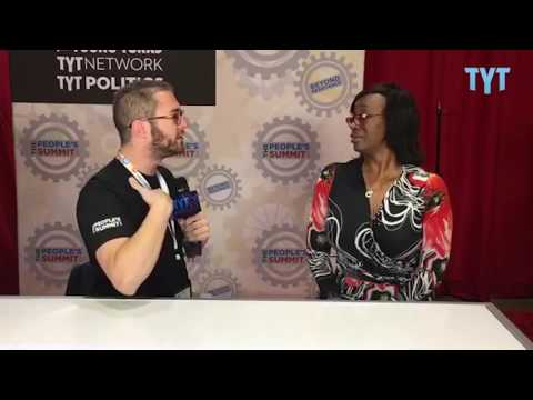Nina Turner On Bernie Sanders, Flint, Trump and MORE!