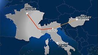Italie : accident d