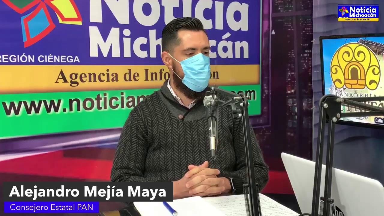 Partido Acción Nacional regresa renovado para las elecciones del 2021: Alejandro Mejía Maya