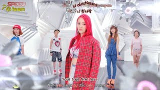 [Vietsub + Engsub + Kara] f(x) (에프엑스) - Rum Pum Pum Pum [MELON - No Ads]