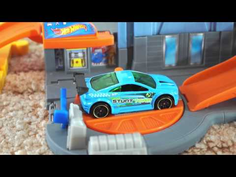 Thumbnail: Hot Wheels Track. Cars For Kids. Toys