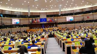 vetonews: Το 2018, Ευρωπαϊκό Έτος Πολιτιστικής Κληρονομιάς στο Ευρωπαϊκό κοινοβούλιο