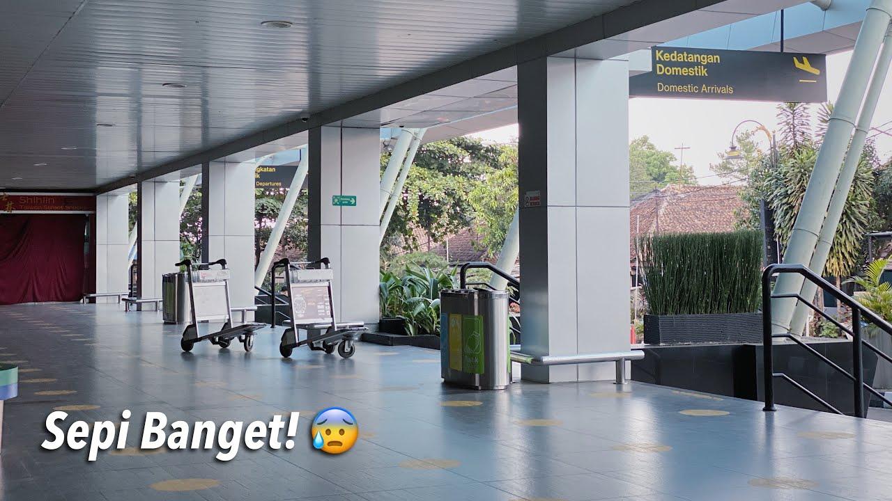 KANGEN TERBANG! | Jalan-jalan ke Bandara Husein Sastranegara (BDO)