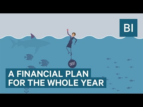 Here's Your Year-Long Guide To Financial Stability