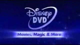 Repeat youtube video Disney DVD Logos