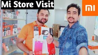 Mi Store Visit & Mi Product , Smartphone Unboxing !! Mi Store Offline Visit screenshot 3