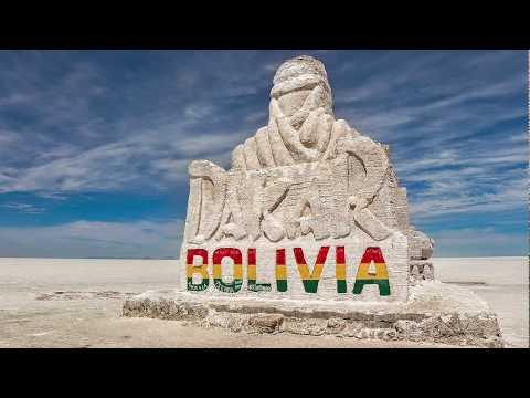 A TRAVEL THROUGH SOUTH AMERICA: CHILE - BOLIVIA - ARGENTINA
