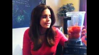 Making Restaurant Style Salsa In A Vitamix - Video 5