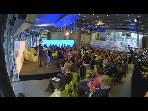 44 Seconds - Media Trust's Digital Storytelling conference time lapse