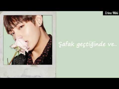 [Türkçe Çeviri]  BTS Taehyung & Rap Monster (Vmon) - 4 O'clock