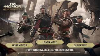 For Honor 2018 Trailer Ubisoft ,PC, PS4, XB1