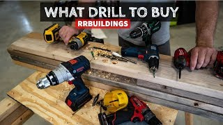 Drill vs. Hammer Drill vs. Impact Driver: What Drill Should I Buy