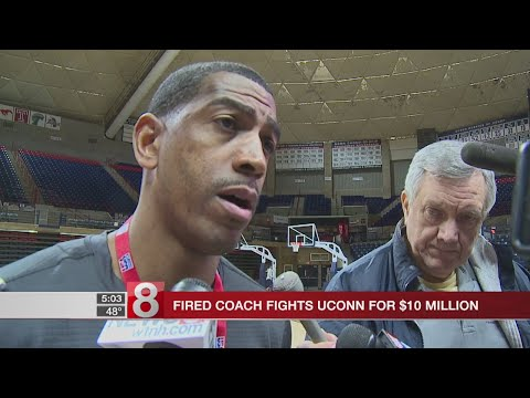 Report: Kevin Ollie accuses UConn of violating his constitutional rights in firing