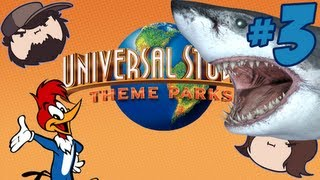 Universal Studios Theme Parks Adventure: Map Get - PART 3 - Game Grumps
