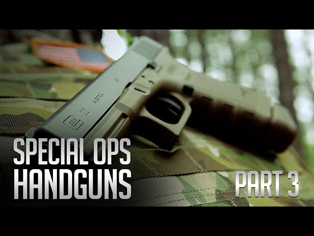 Glock Modifications by Spec Ops