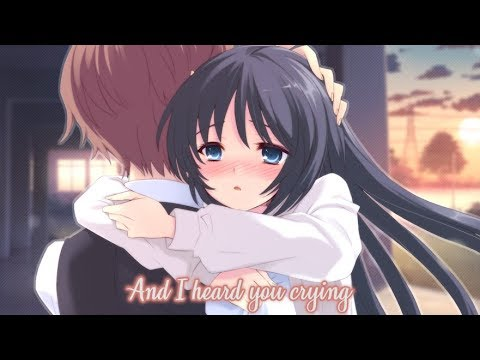 【Nightcore】→ Heard You Crying || Lyrics