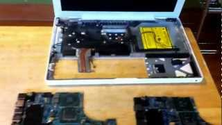 MacBook A1181 Logic Board Overview