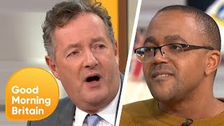 Is It Offensive to Quote Churchill? | Good Morning Britain
