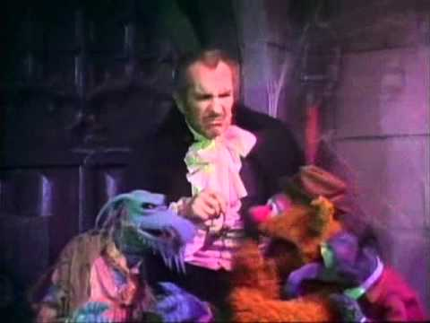 Muppets - Vincent Price - House of horrors