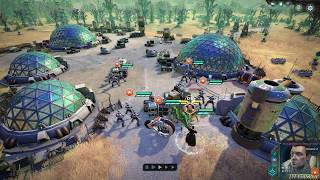 AGE OF WONDERS PLANETFALL  - Official Gameplay Walkthrough  - New Strategy Game 2019