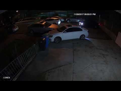 Allstate Claim: 0484118988 Hit and Run 11.26.2017 20:56 channel 1