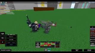 Some armored bois dance to cheeki breeki remix on roblox