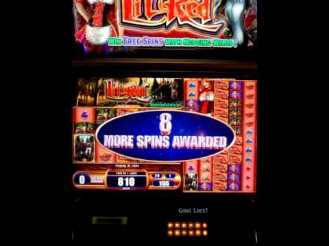 Lil Red Riding Hood Slot