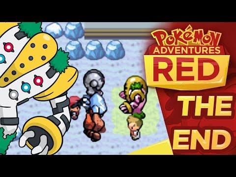 Pokemon Adventures: Red Chapter - The End - REGIGIGAS!